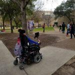 Megan Wheelchair Image