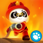 Dr. Panda Firefighters App