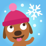 Sago Mini Snow Day App