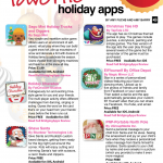 Holiday Apps 2018