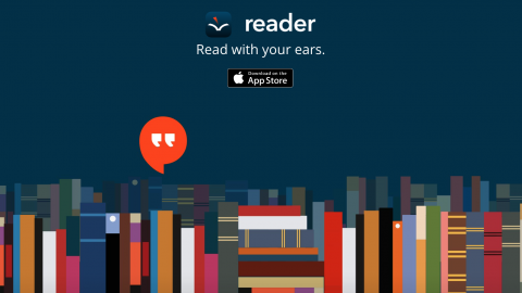Voice Dream Reader Graphic