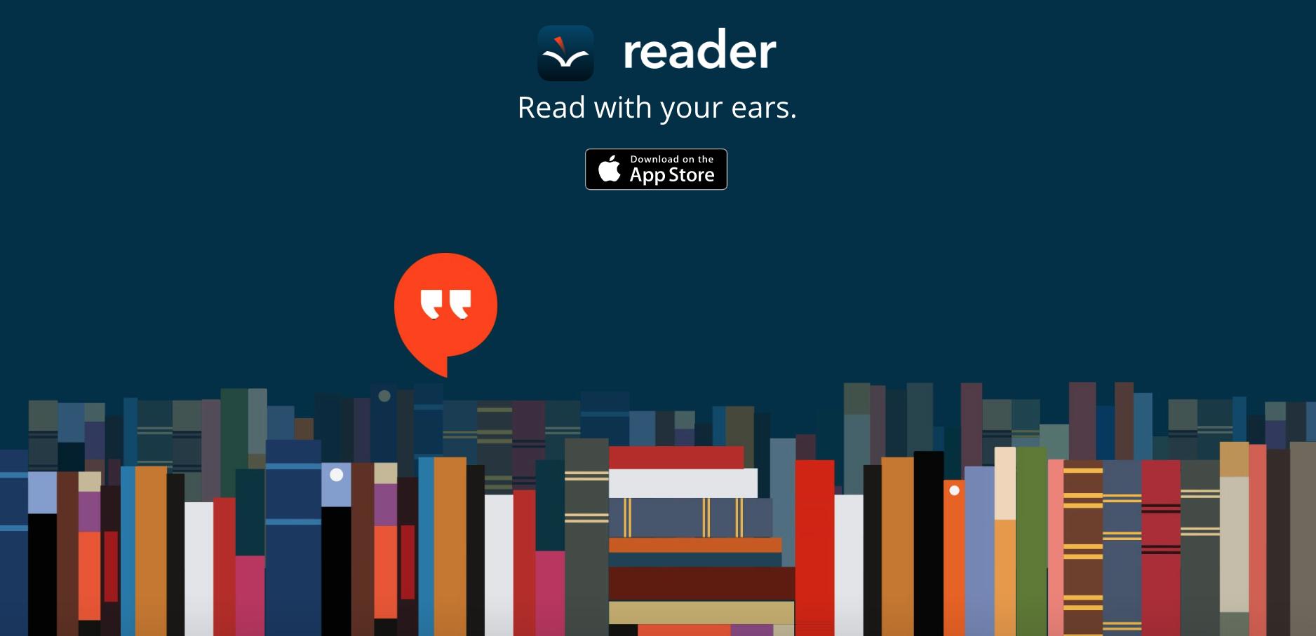 Voice Dream Reader Graphic