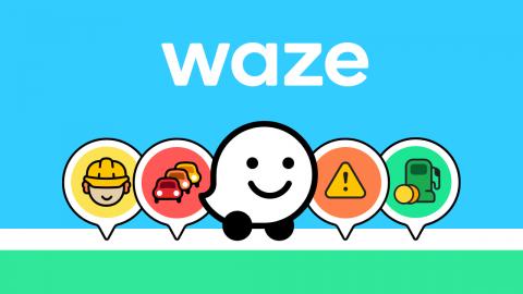 waze app graphic