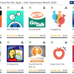 Favorite AAC App