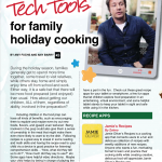 Tech Tools For Cooking