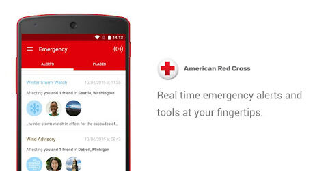 Red Cross Apps Graphic