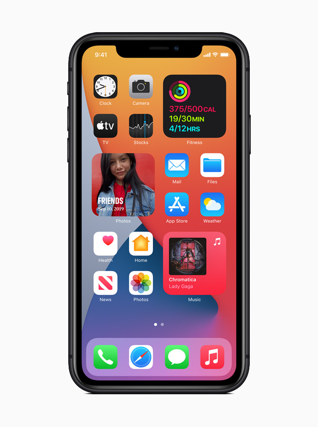 iOS 14 Image