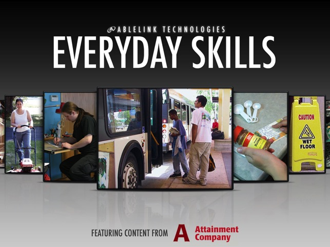 Everyday Skills App Image