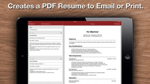 resume star 2 app