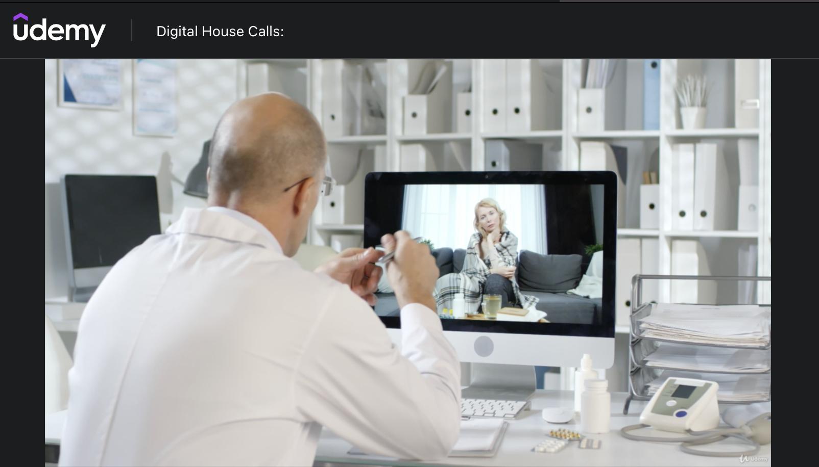digital house calls image
