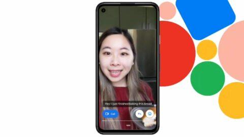 Google-Duo-message-captions